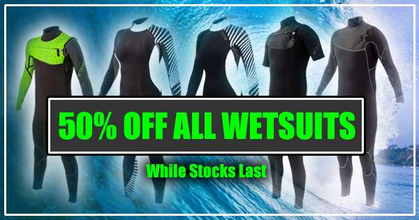 BodyGloveWetsuits_50Percent_Off