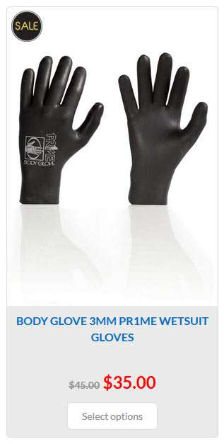 Body-Glove-Prime-Five-Finger-Glove_Wetsuits_Auckland_New_Zealand_Link